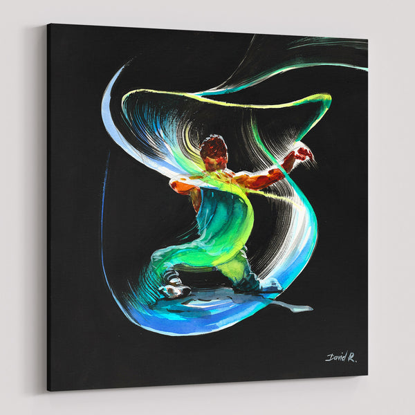 david roman art 11 paintings that will inspire you to just move movement art dancer