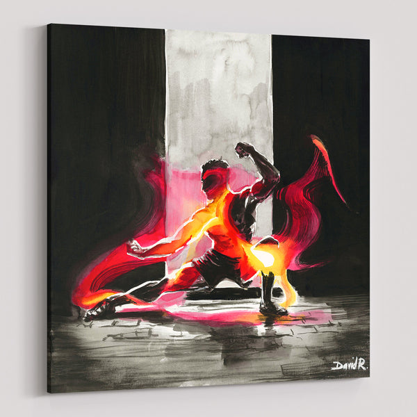 david roman art 11 paintings that will inspire you to just move tai chi movement