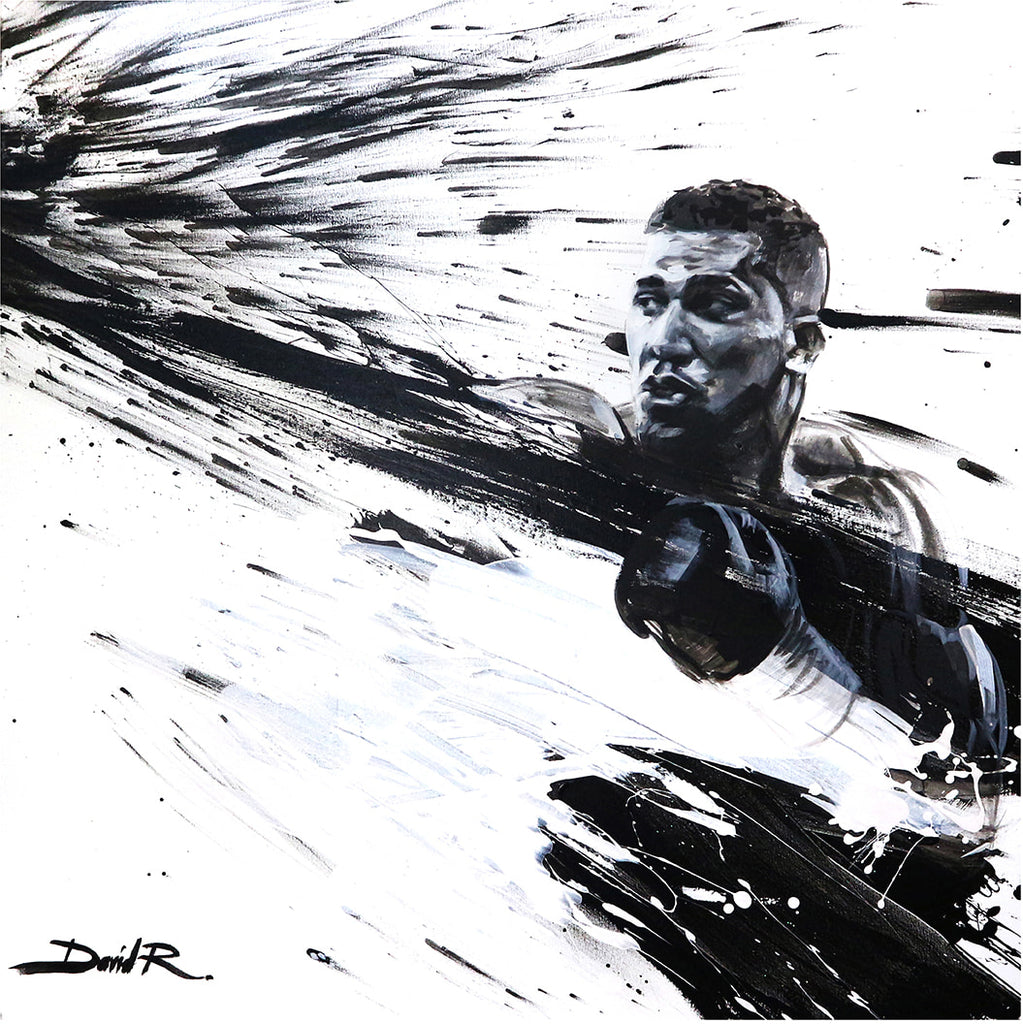 Anthony Joshua 3 | Limited Edition Print