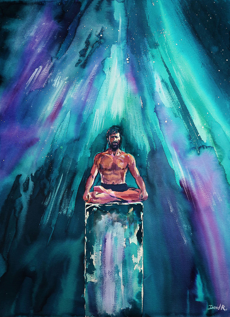 MOVER no.15 | Inspired by Wim Hof