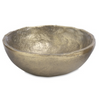 JAHI BRUSHED GOLD BOWL - 2 SIZES