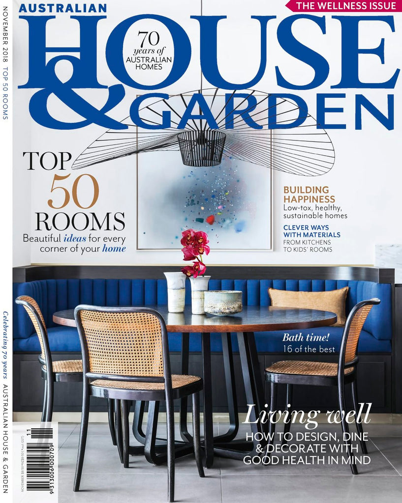 House And Garden November 2018 Cover