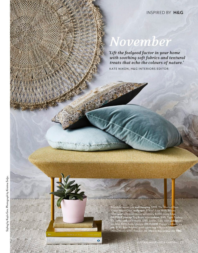 House and Garden November 2018 Page 23