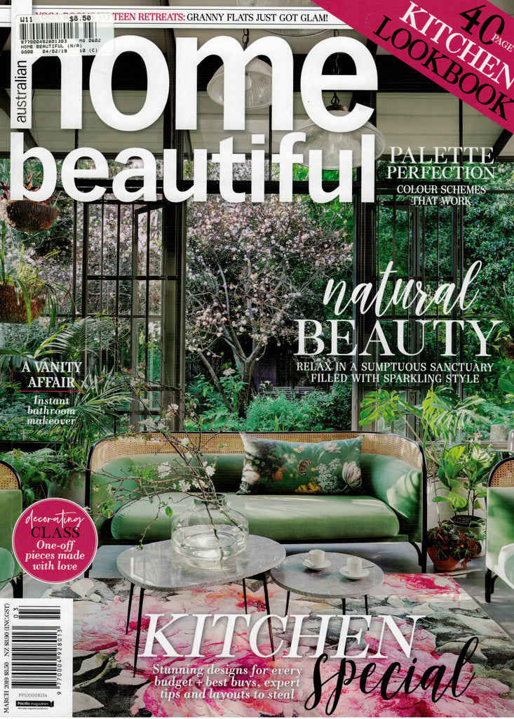 Home Beautiful March 2019 Cover