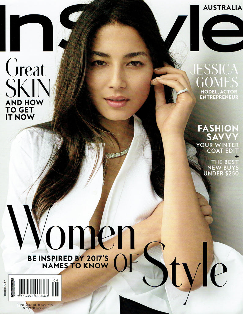 InStyle Australia June 2017 Cover