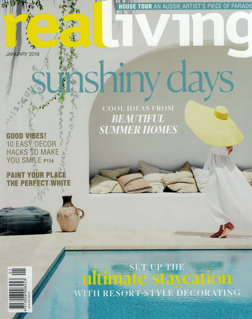 Real Living January 2019 Cover