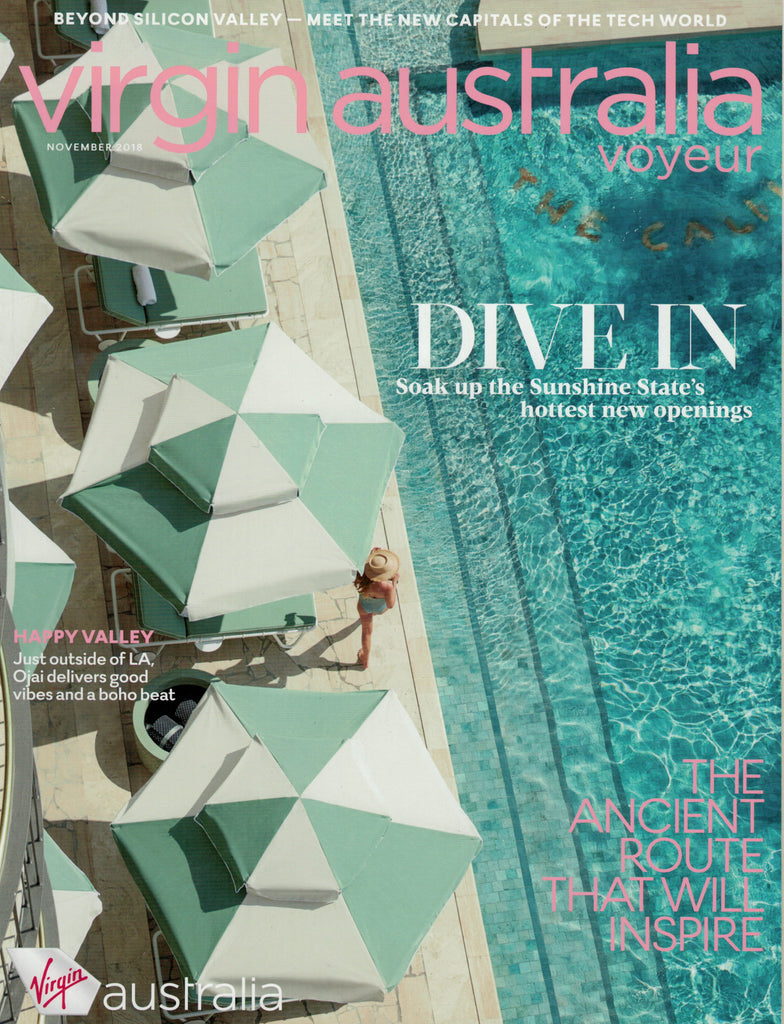 Virgin Australia  Voyeur November 2018