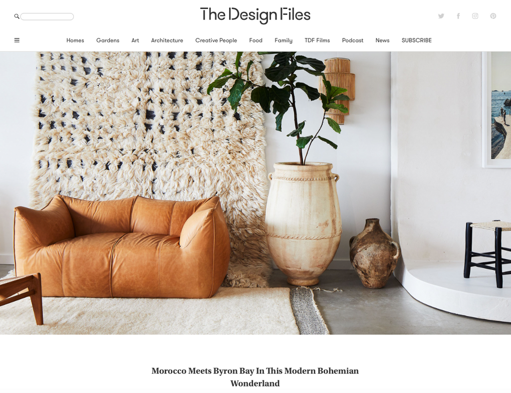 The Design Files Blog Main Page Feb 2019