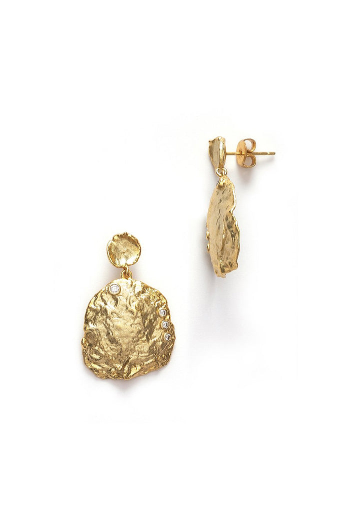 The Shella Earring - Gold