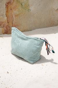 Lalla Clutch - Blue Gris L