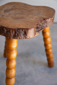 Brutalist Art Stool 02