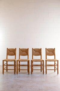 Charlotte Perriand 'Bauche' Chairs