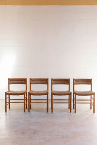 Charlotte Perriand 'Dordogne' Chairs