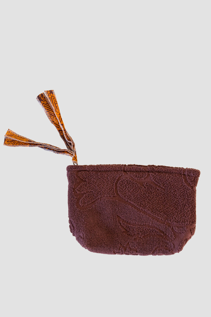 Lalla Clutch - Chocolate S