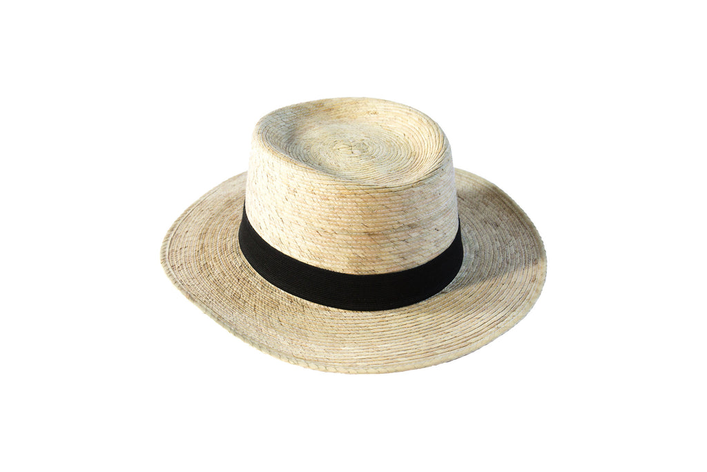 Communitie Boater Hat