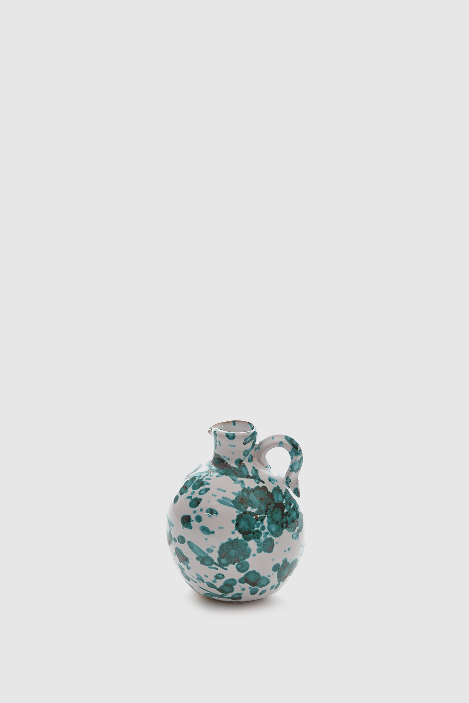 Oil Bottle - Green