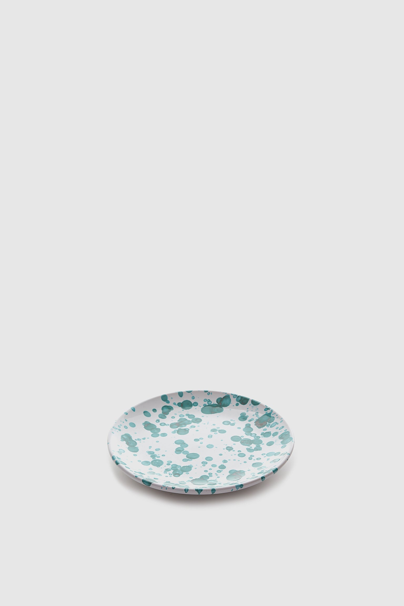 Side Plate - Green