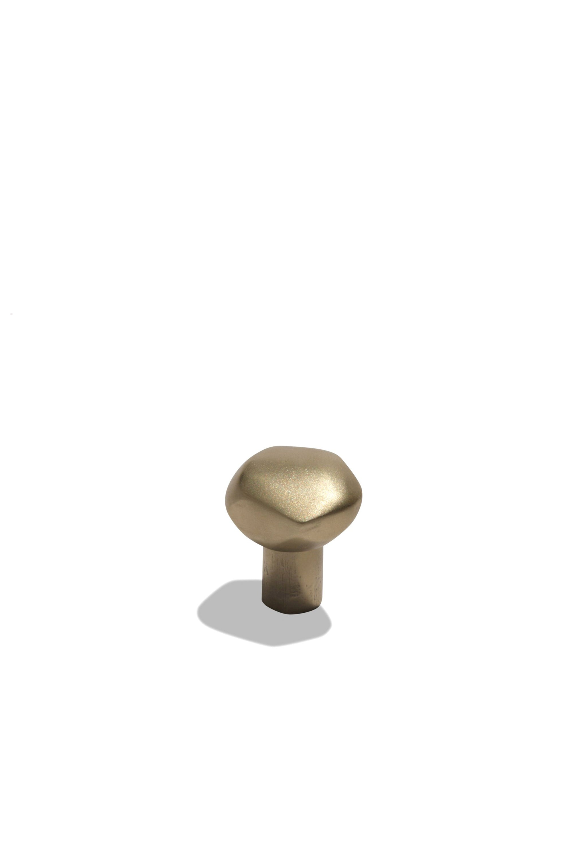 Fort Makers Brass 'Pebble' Pull