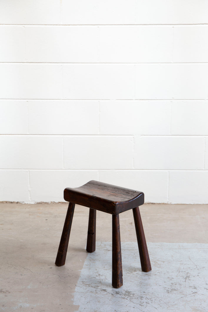 French Farmhouse Stool