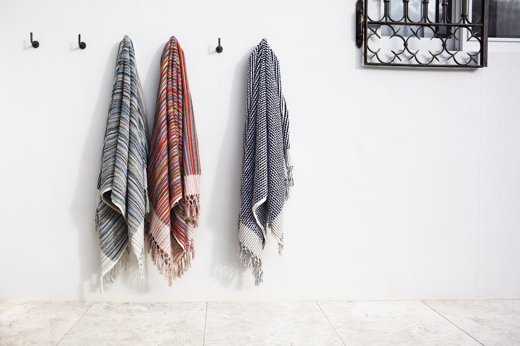 Turkish Loom Towels available from Tigmi Trading