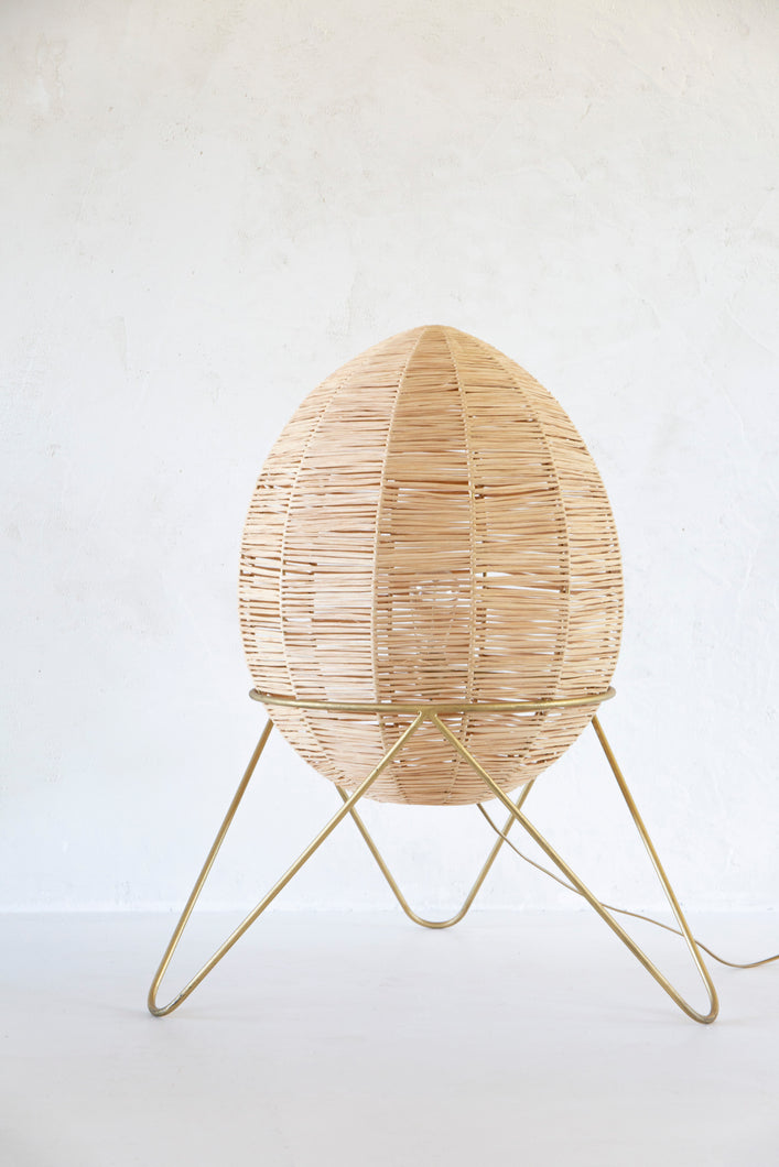 Egg Lamp - Large