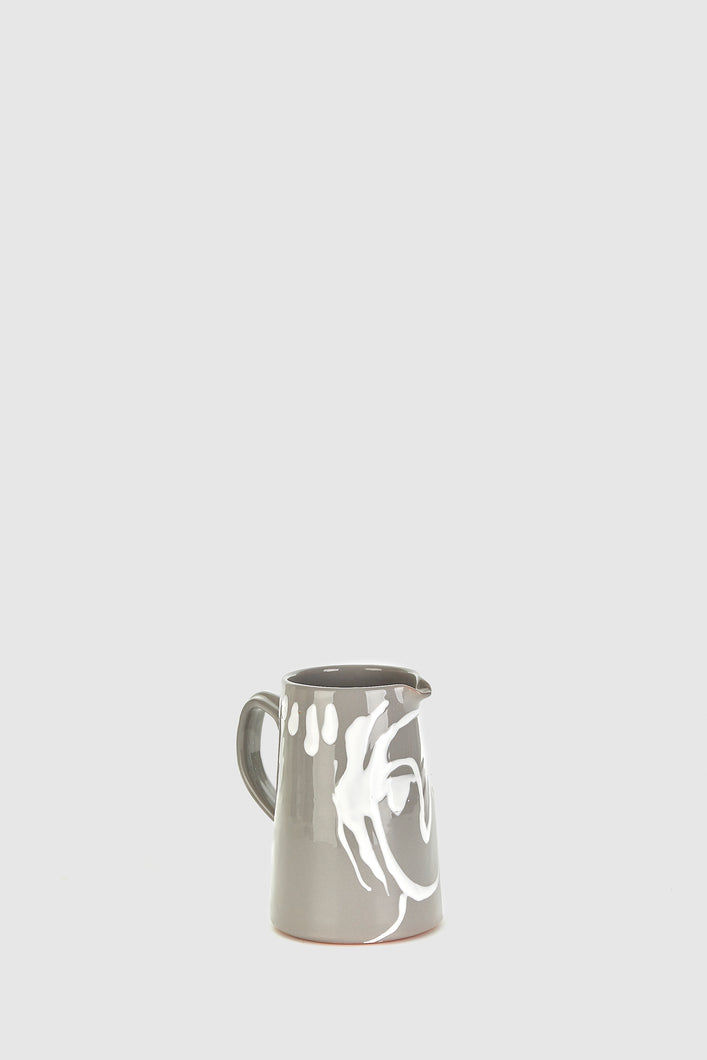 Water Pitcher 1L - Grey Face