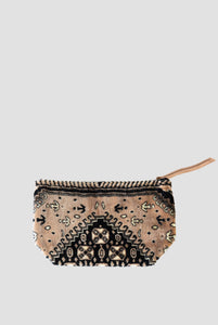 Lalla Carpet Clutch - Blush L