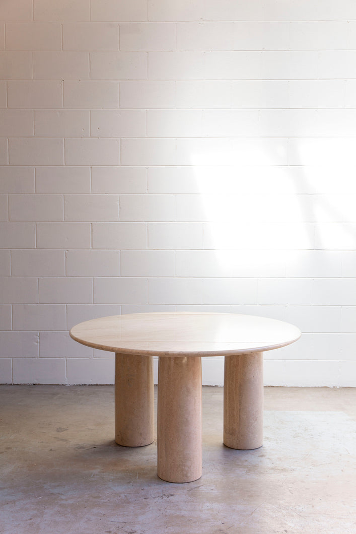 Mario Bellini Colonnato Table - Round