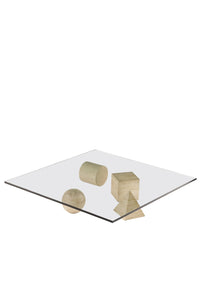 Metafora Table - TRAVERTINE