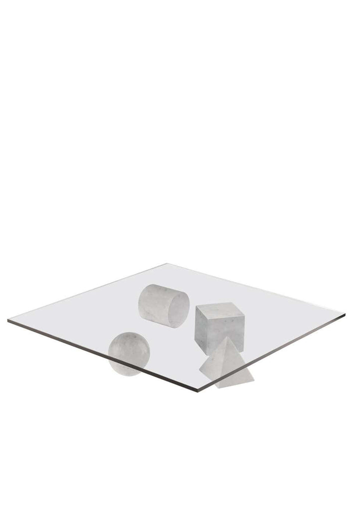 Metafora Table - WHITE CARRARA