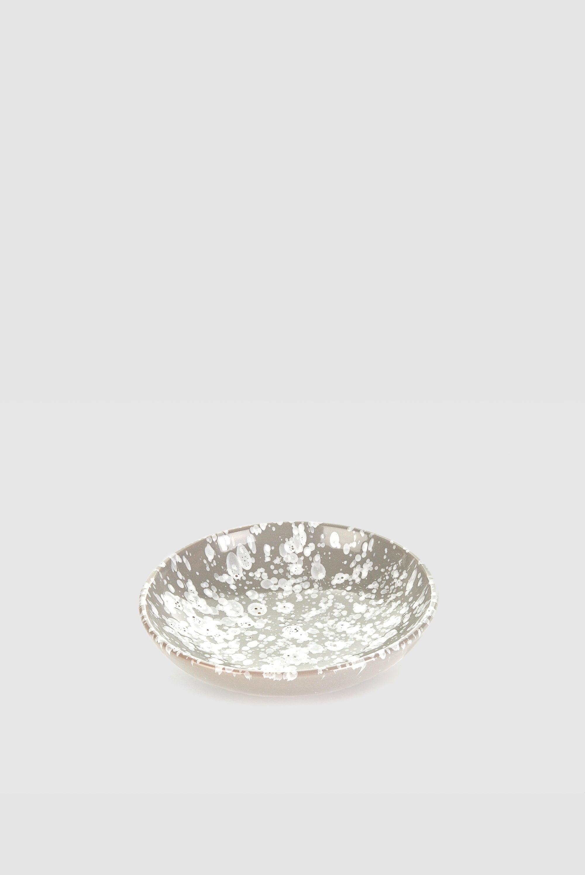 Pasta Bowl - Grey/White