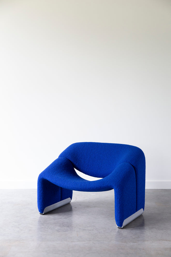 Pierre Paulin Groovy Chair