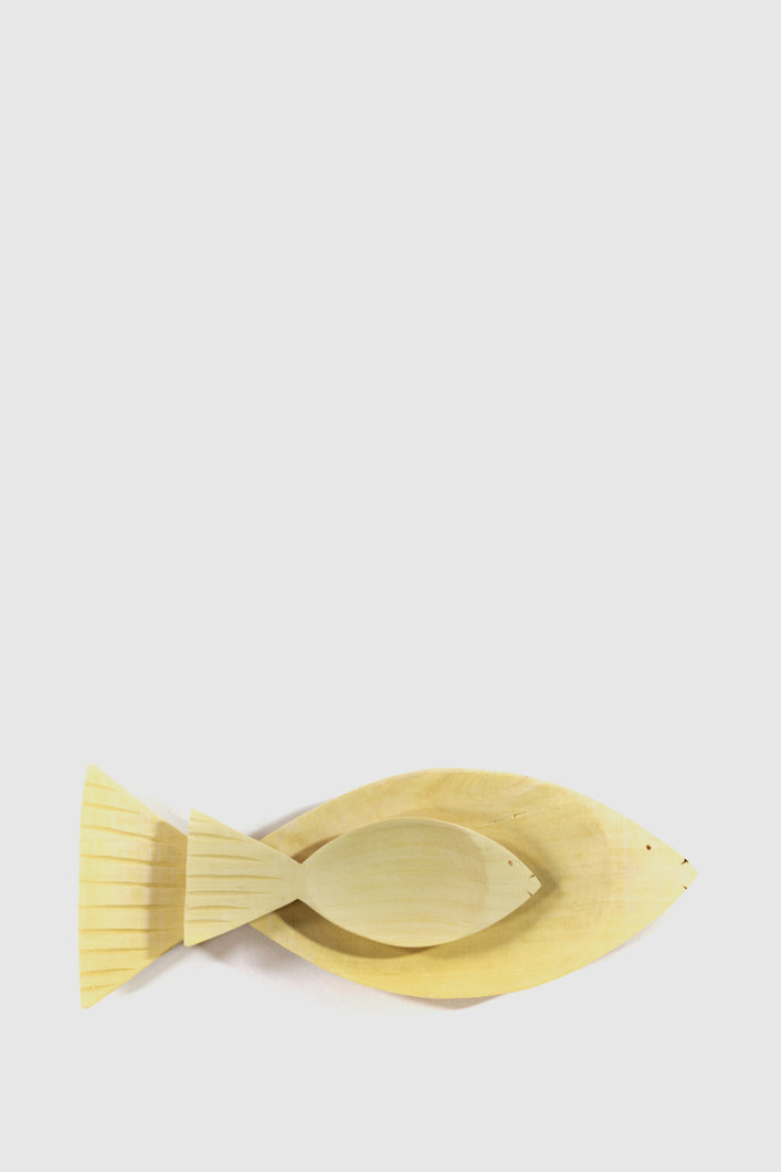 Satinwood Fish Dish