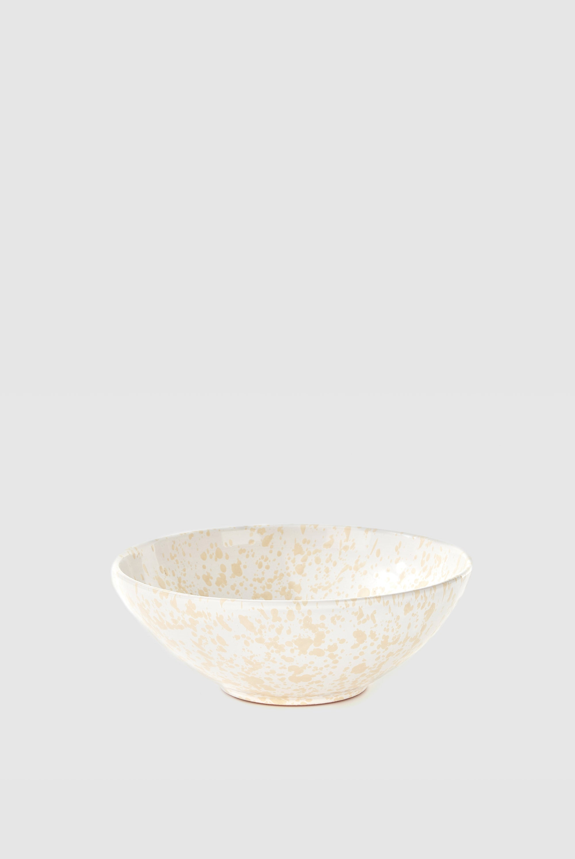 Spaghetti Bowl - White/Cream