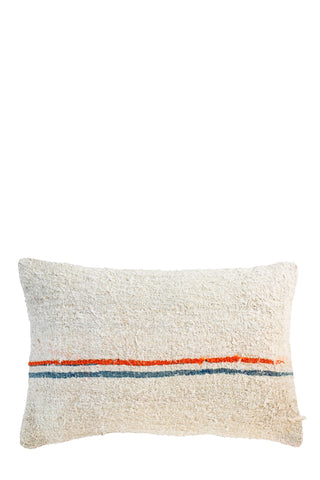 Lady Bird Kiss Turkish Kilim Cushion