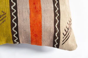 Spice Turkish Kilim Cushion