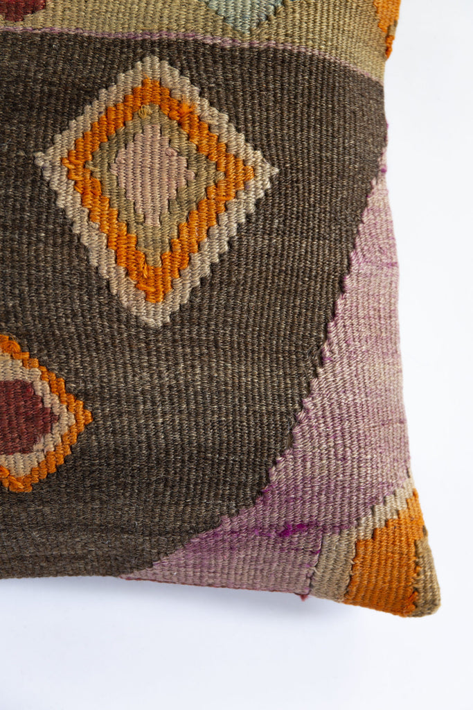 Rebels Turkish Kilim Cushion