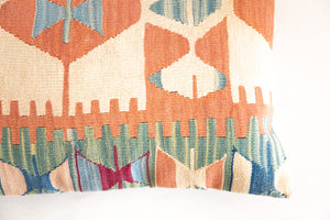 Zebbiana Turkish Kilim Cushion
