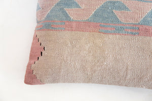 Ticker Turkish Kilim Cushion