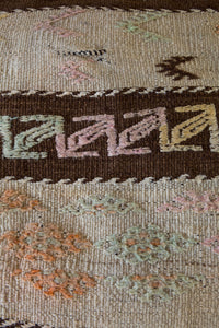 Shade Away Turkish Kilim Cushion