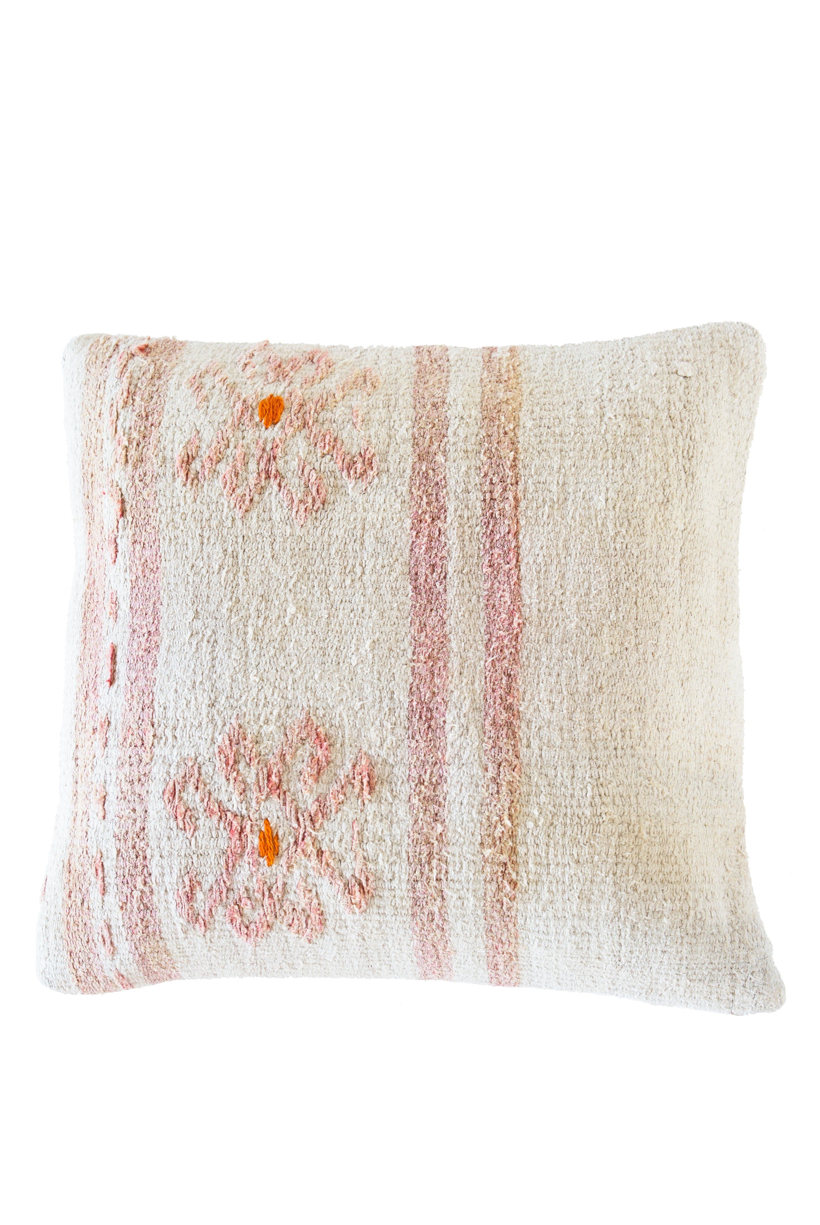 Press Turkish Kilim Cushion