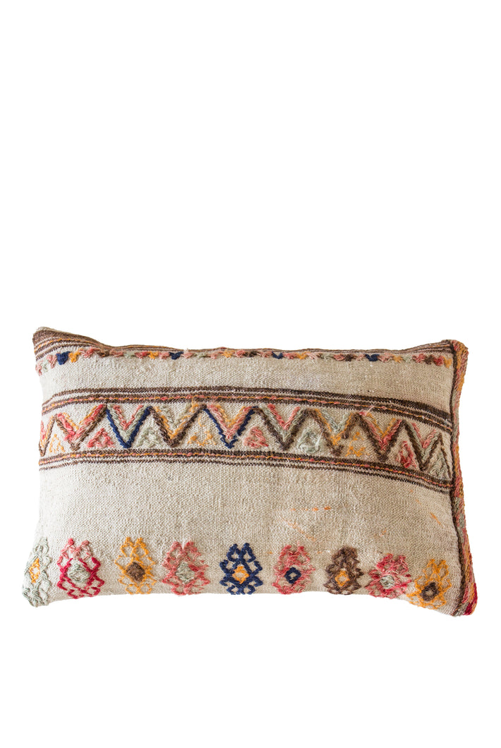 Clarks Turkish Kilim Cushion