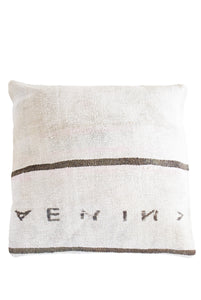 Live in Life Turkish Kilim Cushion