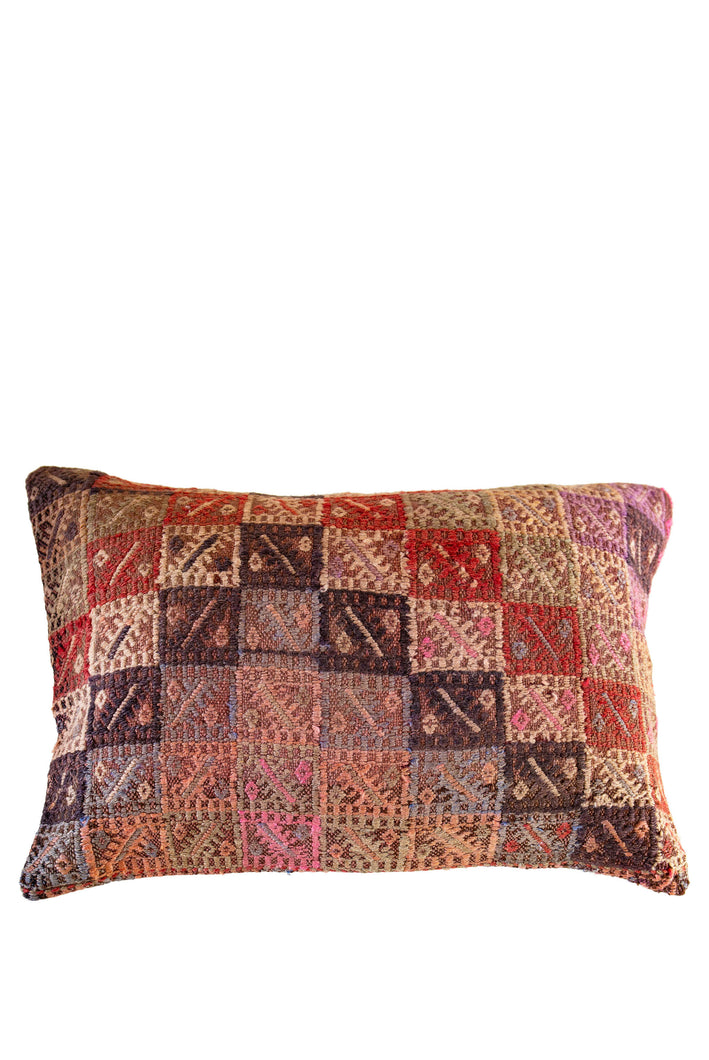 Strangers Turkish Kilim Cushion