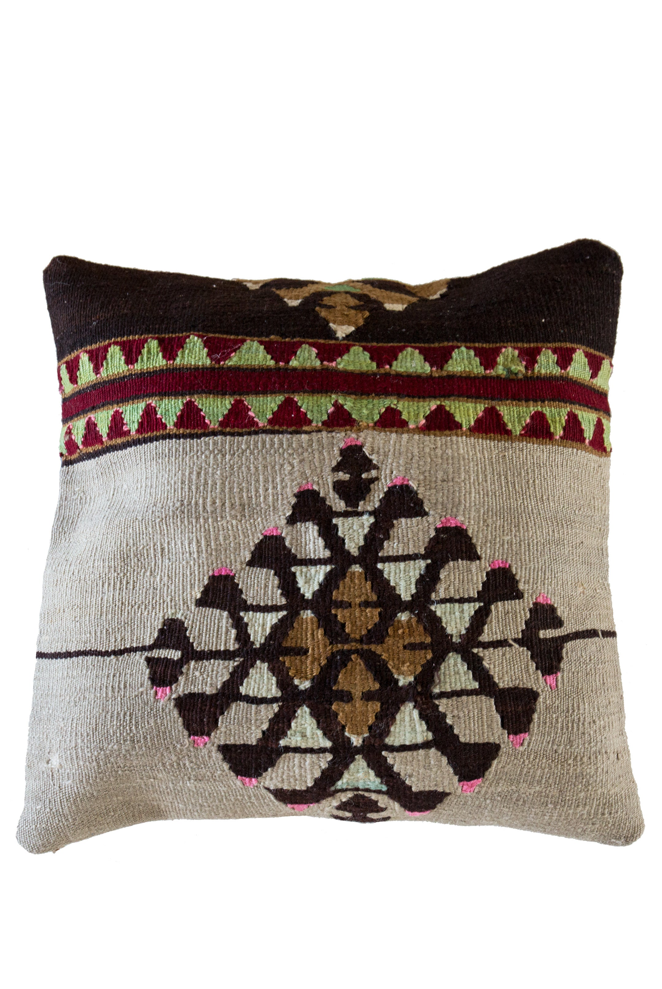 Trillionaire Turkish Kilim Cushion
