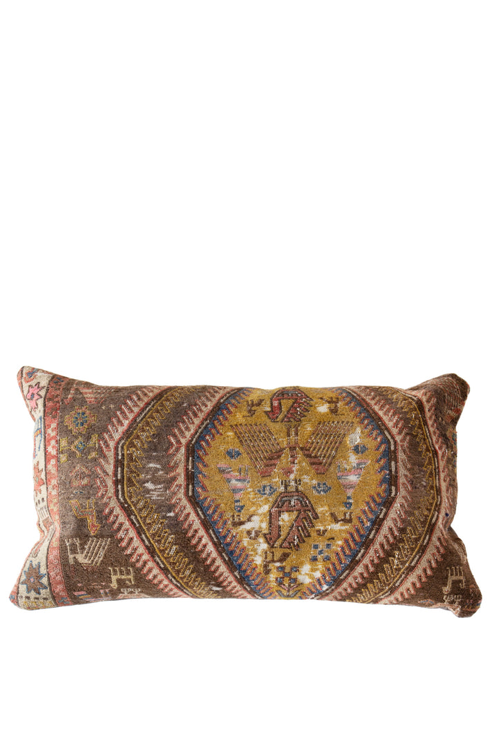 Cloud People Turkish Kilim Cushion