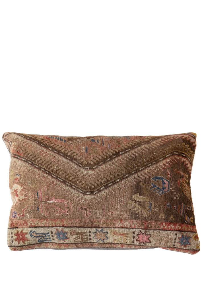 Never Know Turkish Kilim Cushion