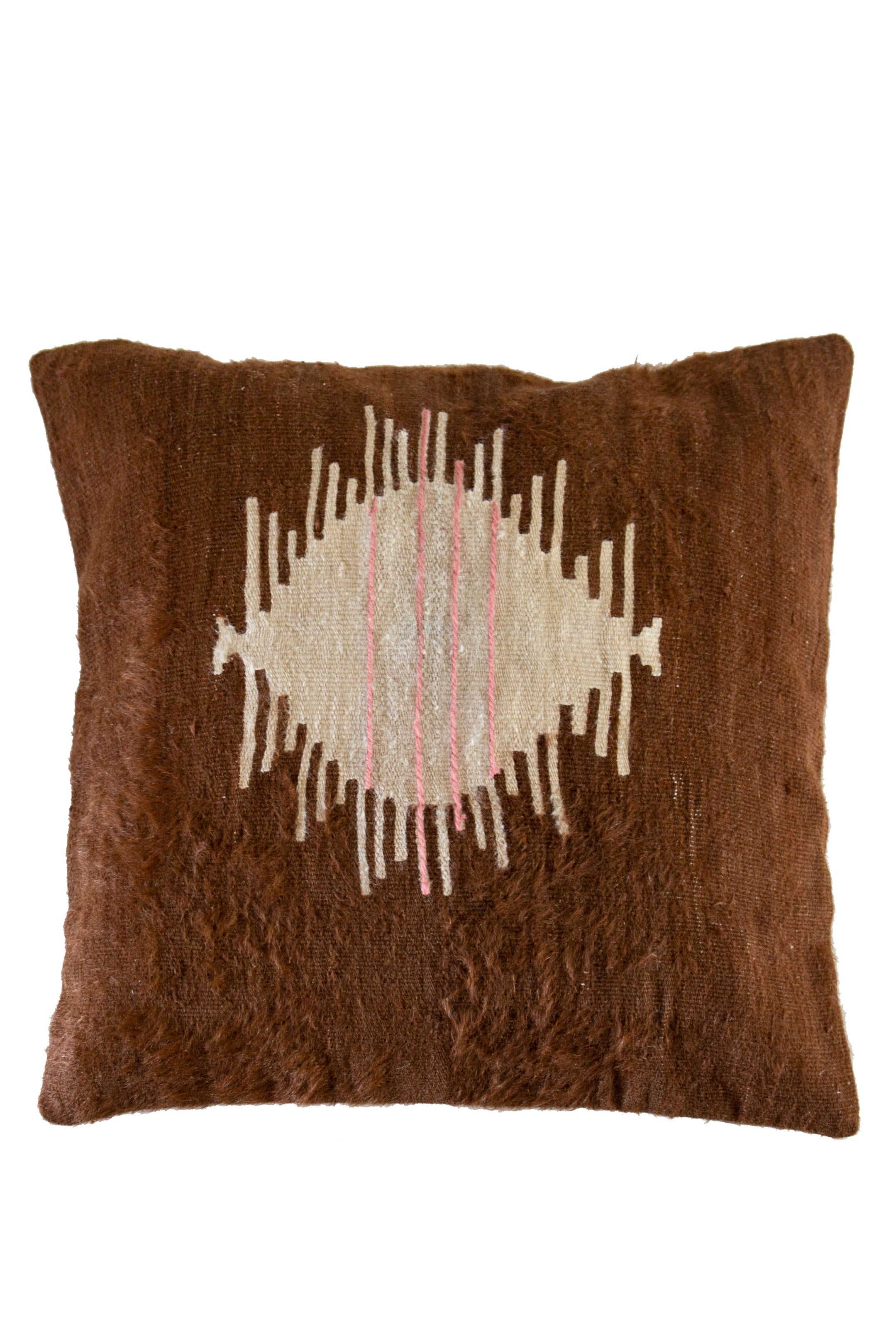 Unwritten Turkish Kilim Cushion