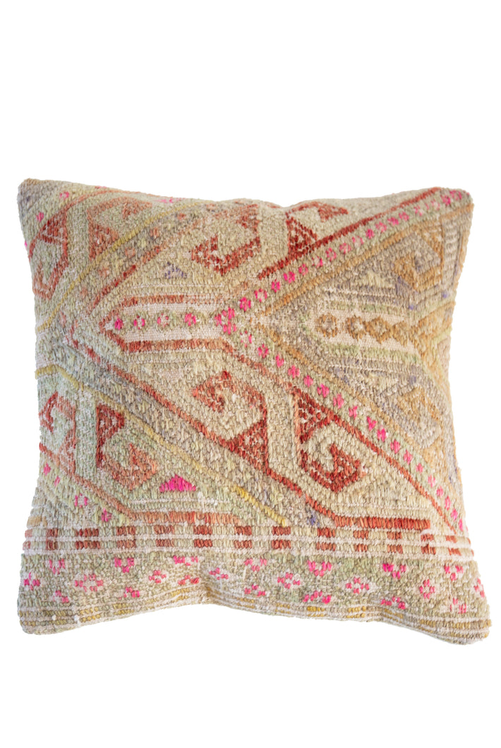 Anime Turkish Kilim Cushion