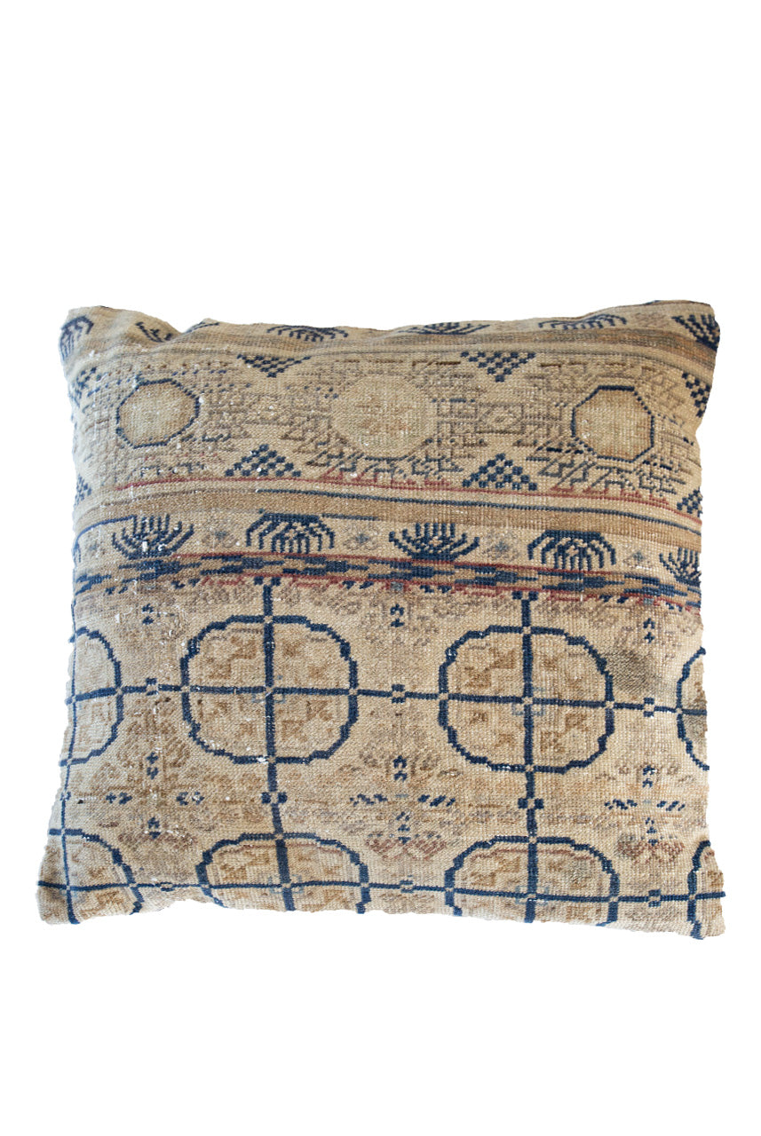 Wild Seeds Turkish Kilim Cushion